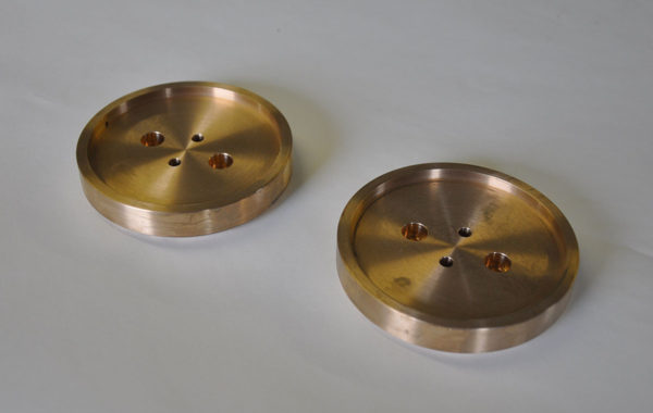 Bronze Machined Part