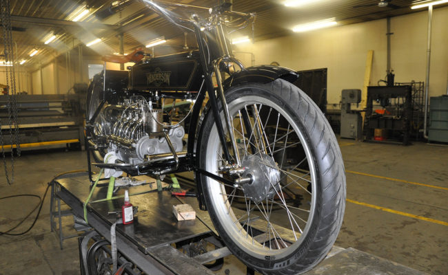 front-left-henderson-motorcycle-restoration