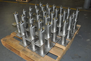 Fabricated Presses From Sample